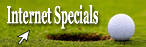 Oriole Golf Club Internet Specials