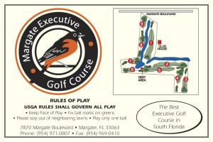 Oriole Golf Club Executive Golf Course Cover