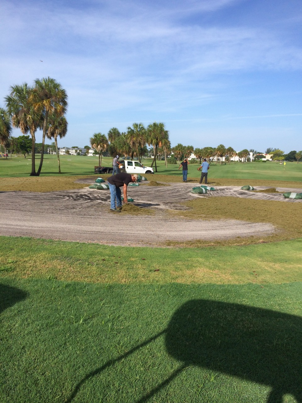 Golf Course Clubhouse Interior Design Ideas: Greens Renovation Project Of 2014